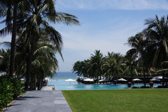 Pool at Nam Hai