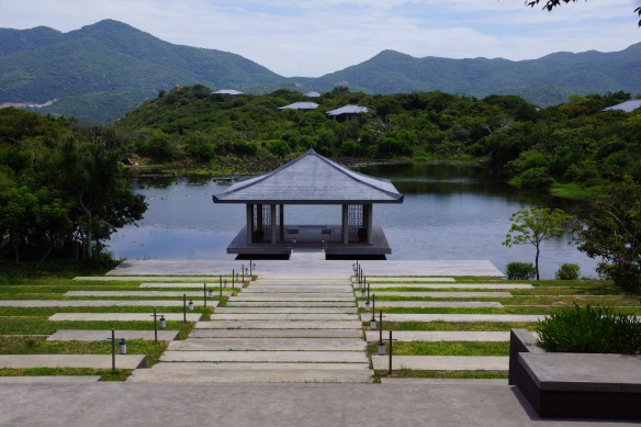 Yoga Pavillion - Amanoi