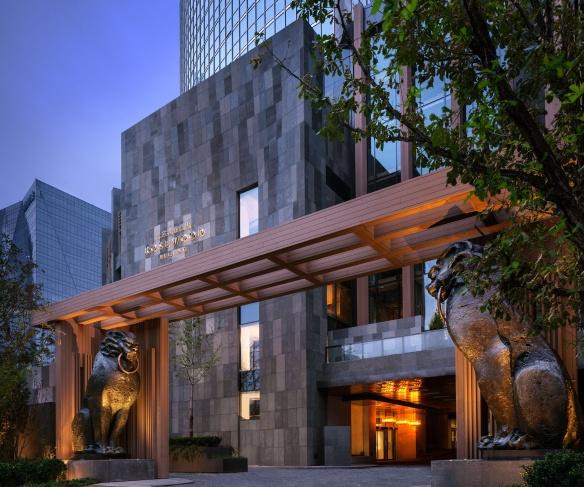 Rosewood Beijing Exterior