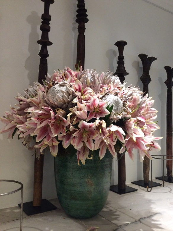 Usual Four Seasons Fab Flowers
