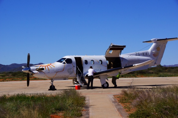 My transfer to Tswalu- awesome