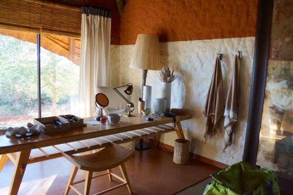 Part of the villa - Motse Lodge , Tswalu