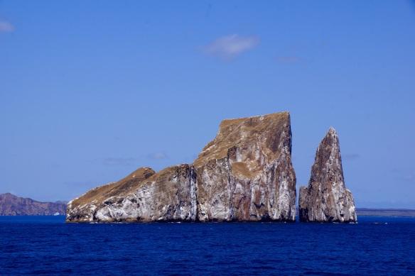 Passing Scenery - Galapagos