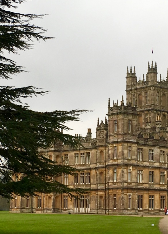 Highclere Castle - our own personal visit