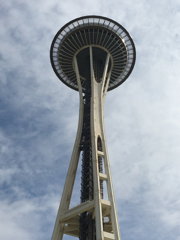 Space Needle - a must