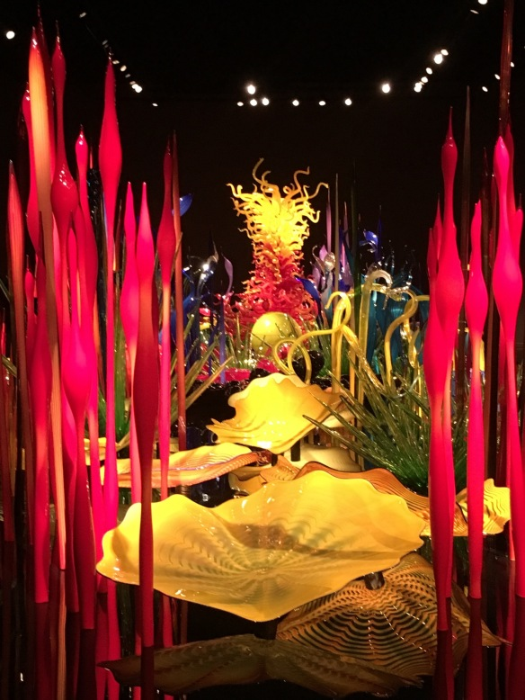 Spectacular Chihuly Exhibit