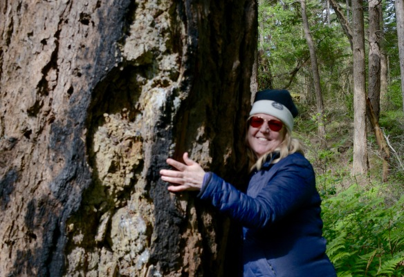 Tricia -Tree hugging Pacific NW Style