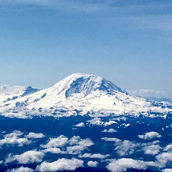 Mount Ranier- Wow!