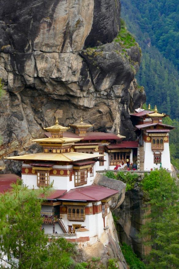 Taktsang (Tigers Nest) Monastery