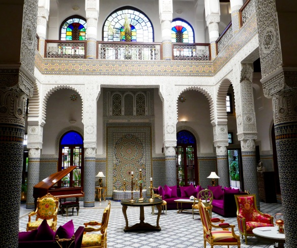 Riad Fes - Relais&Chateaux hotel in Fes