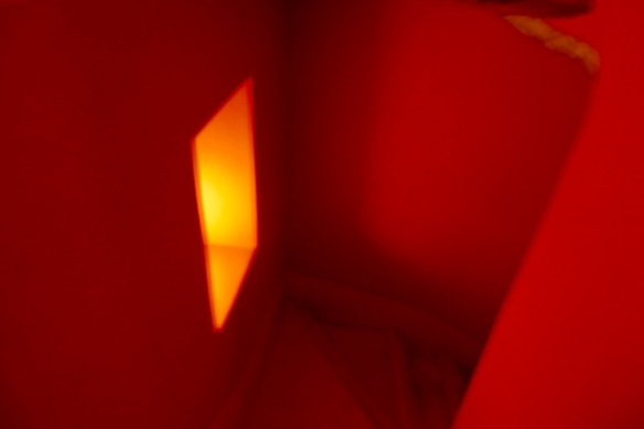 Stairwell view Dar Ahlam