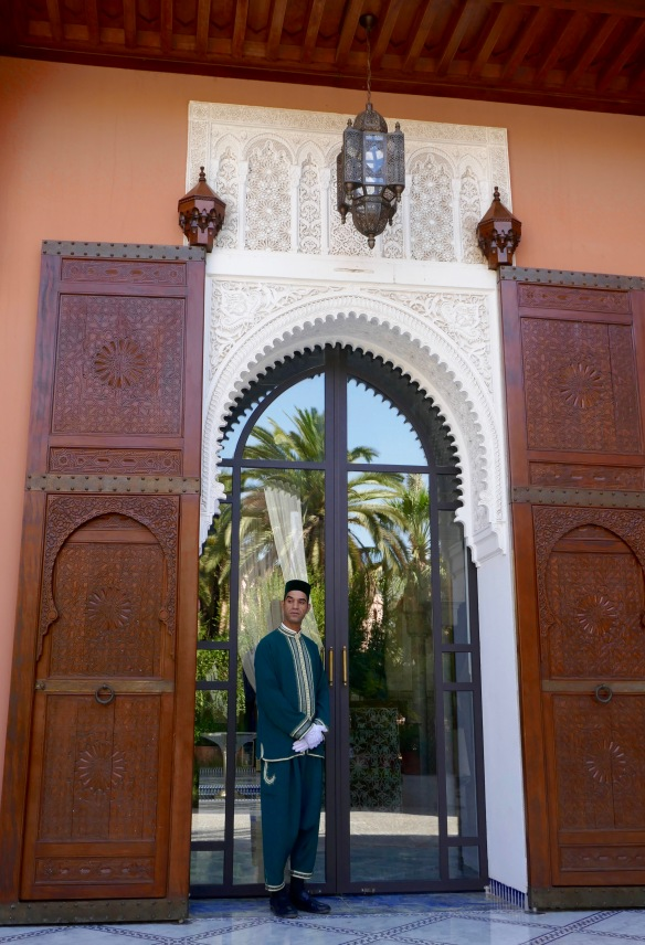 Royal Mansour is the ultimate resort in Marrakech.