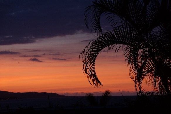 Round Hill Sunset