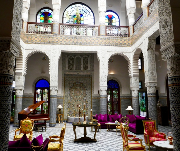 Riad Fes- Relais & Chateaux